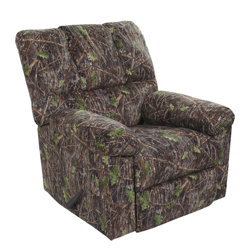 American Furniture Classics True Timber Camouflage Rocker and Recliner Glider Chair