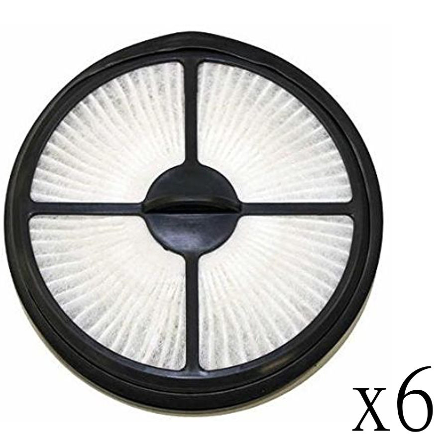 6 HEPA Filter for Hoover Air Model UH70400, 303902001