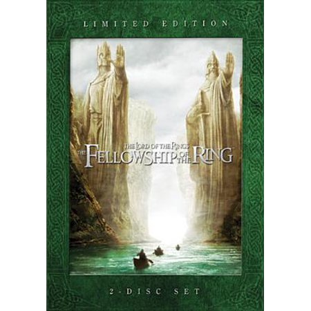 Lord of the Rings: The Fellowship of the Ring (Theatrical & Extended