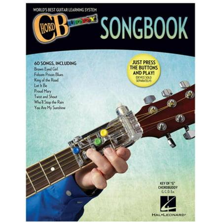 Incredible Guitar Songbook - ChordBuddy Guitar Method Songbook