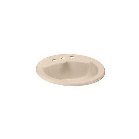 American Standard Cadet Oval Countertop Bathroom Sink