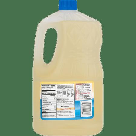 Crisco Pure Vegetable Oil, 1 gallon - Best Oil & Shortening