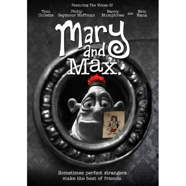 Mary And Max Dvd Walmart Com Walmart Com