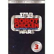 Robot Chicken: Star Wars Episodes 1-3 (3-Pack-Giftset) by WARNER HOME ENTERTAINMENT