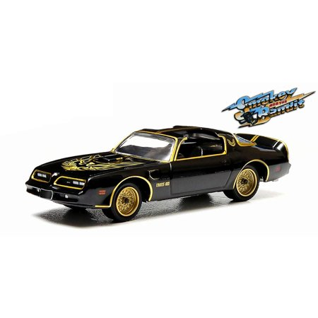 1:64 Hollywood Series Smokey and the Bandit 1977 Pontiac Trans Am Diecast Car, Bandit's 1977 Pontiac Trans AM from the classic film smokey and the Bandit * Hollywood.., By