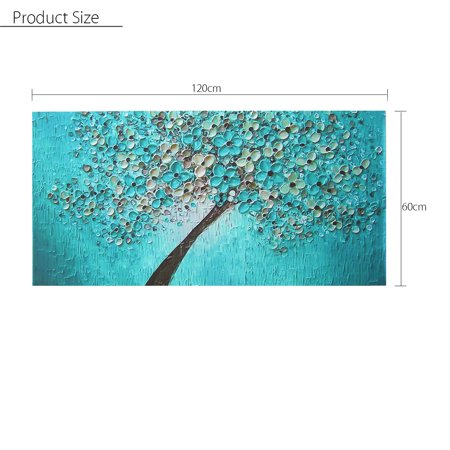 Unframed Print Canvas Painting Picture Shop Office Home Bedroom Wall Art Decor - image 1 de 5