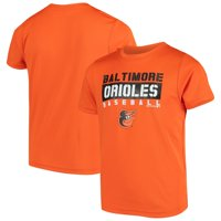 Youth Orange Baltimore Orioles Basic T-Shirt