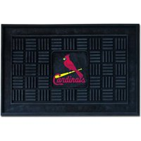 MLB St. Louis Cardinals Medallion Door Mat