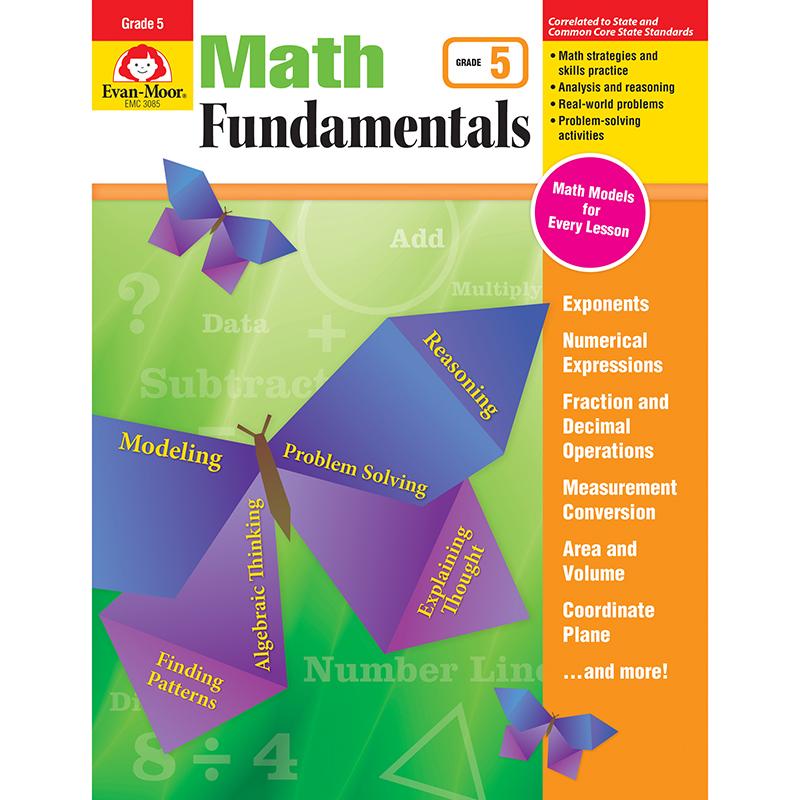 Math Fundamentals, Grade 5