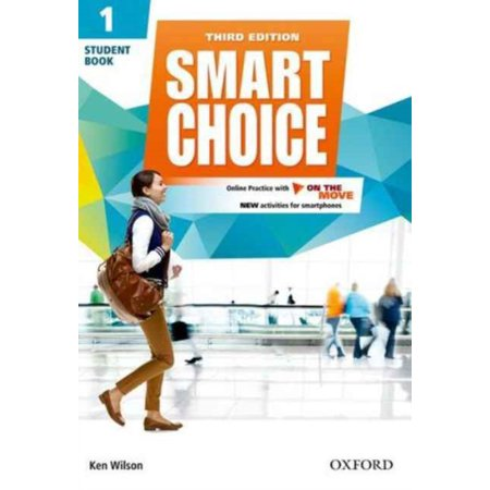 Smart Choice: Level 1: Student Book With Online Practice and on the Move