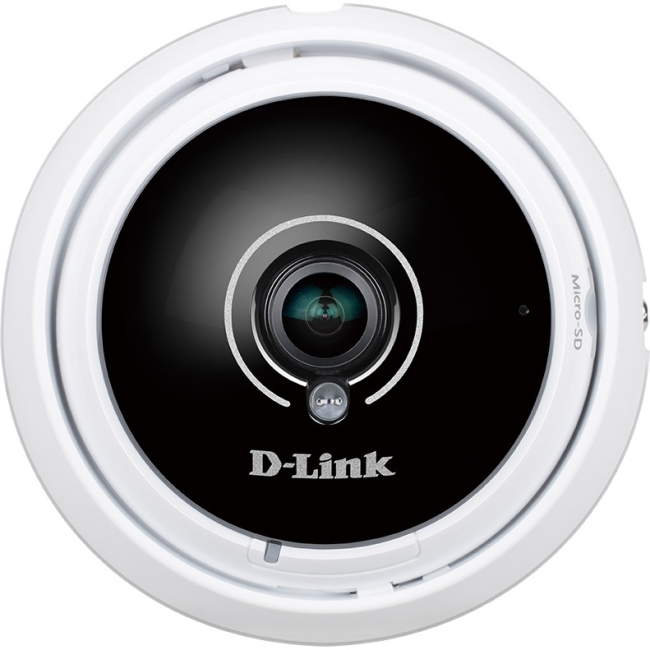 D-Link Vigilance DCS-4622 2.9 Megapixel Network Camera Color 25 ft Night Vision H.264, Motion JPEG 1920 x 1536... by D-Link