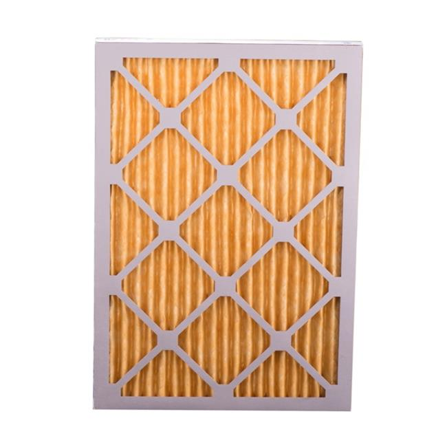 Quality Filters Merv 11 Micro-Allergen Air Filters 16 x 18 x 1 inch -  Pack of 6
