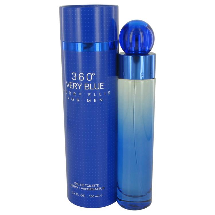 Perry Ellis Gift Set -- 3.4 oz Eau De Toilette Spray + .25 oz Mini EDT Spray + 3 oz Shower Gel + 6.8 oz Body Spray, 542789