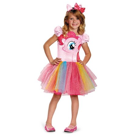 Child Pinkie Pie Tutu Prestige My Little Pony Costume by Disguise 72627