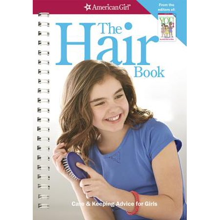 The Hair Book : Care & Keeping Advice for Girls (Keep Hair From Getting Frizzy In Humid Weather)