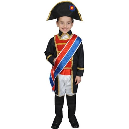 Dress Up America Napoleon Children's Costume Set - Napolean Dynamite Costumes