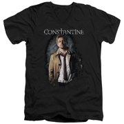 Constantine Smoker Mens V-Neck Shirt