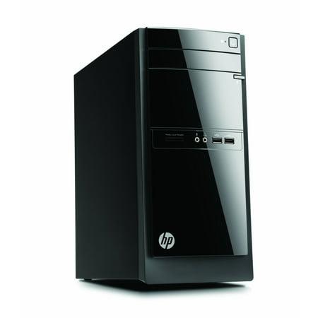 Manufacturer Refurbished - HP 110-229 Desktop PC Intel Pentium G2030T 2.6GHz 4GB 500GB Windows 10 Pro