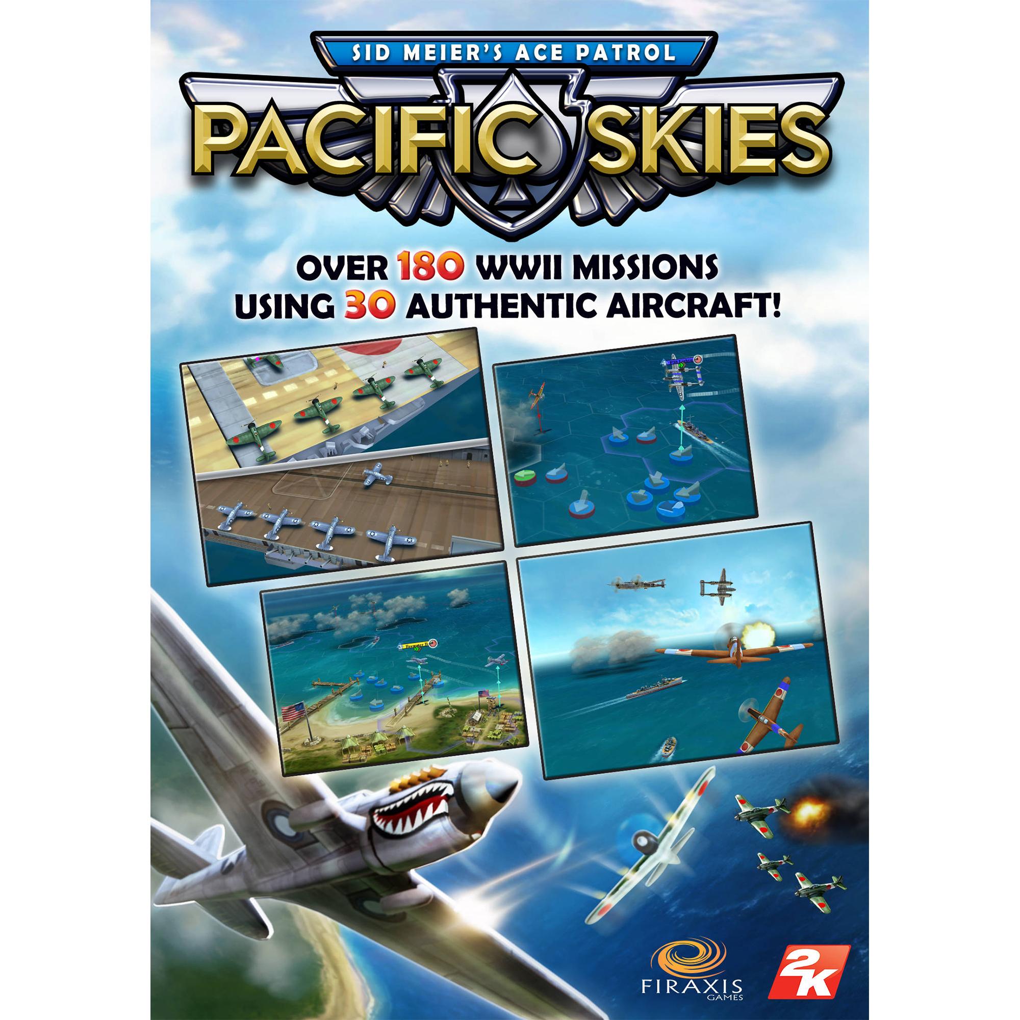 Sid Meier's Ace Patrol: Pacific Skies (PC)(Digital Download)