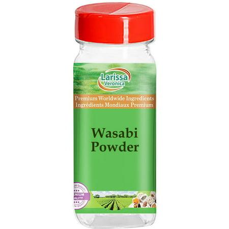 Wasabi Powder (4 oz, ZIN: 526017)