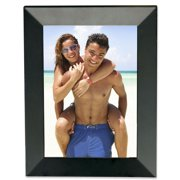 Black Wood 4x6 Picture Frame