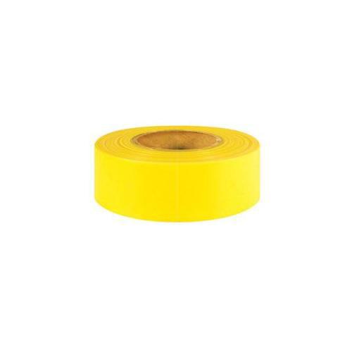 Intertape Polymer Group 761-6889 800-Yg 1-3-16 Inchx 50Yd Yellow Glow Flagging Ribbon