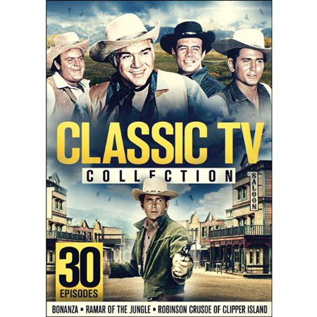 30 EPISODES-CLASSIC TV COLLECTION (DVD) (3DVD SLIMLINE) (DVD)