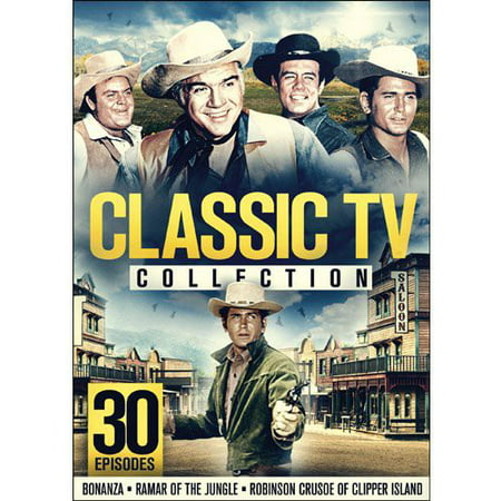 30 EPISODES-CLASSIC TV COLLECTION (DVD) (3DVD SLIMLINE) (Best Whose Line Episodes)