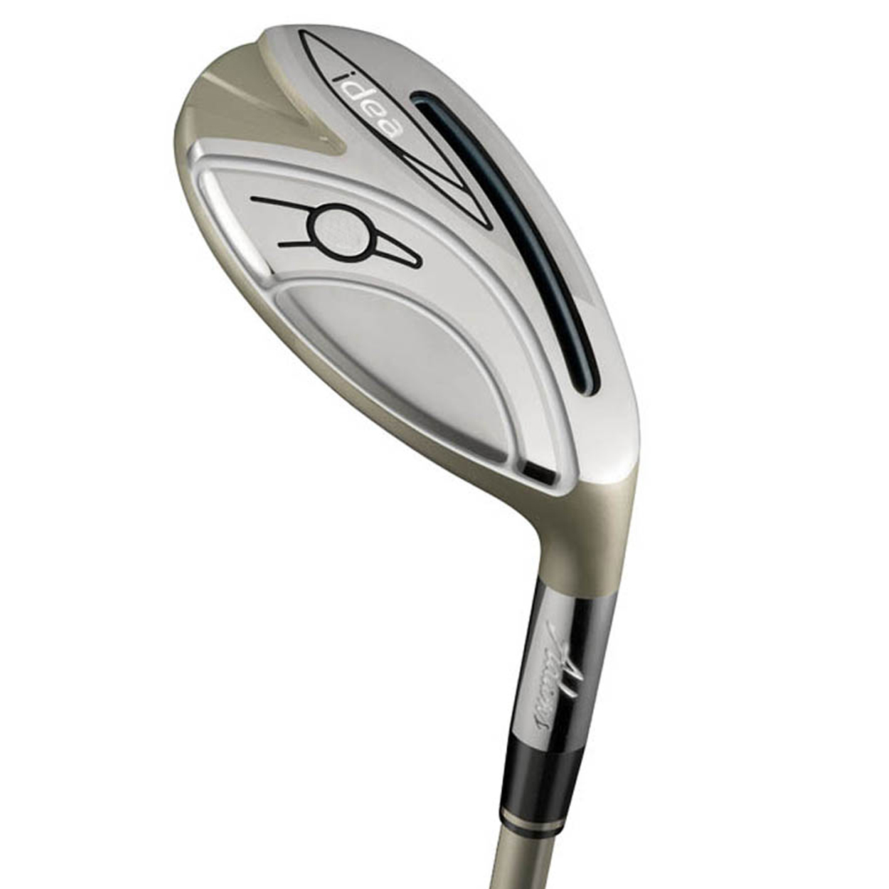 Adams Ladies Idea Hybrids Bassara Eagle Graphite 4 Left 22.0