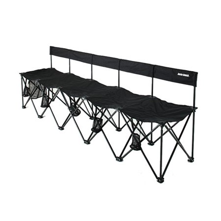 Insta Bench 5 Seater Portable Collapsible Mesh Lx Series Bench