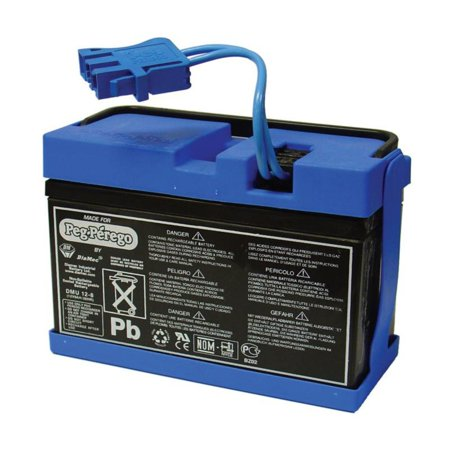 Peg Perego 12-Volt Rechargeable Battery
