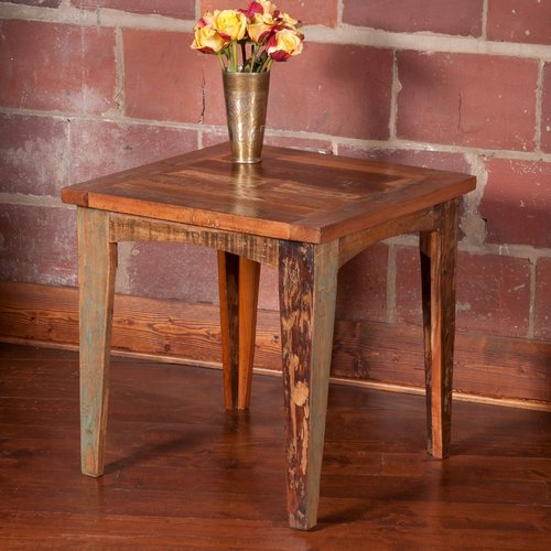 William Sheppee Merchant's Andaman End Table by William Sheppee