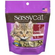 Herbsmith Sassy Cat Treats, Turkey with Sweet Potato and Ginger