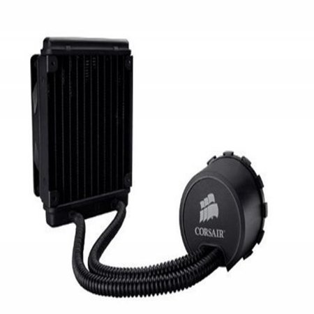 Corsair Cooling Hydro Series H50 All In One High Performance Cpu Cooler Cwch50 1