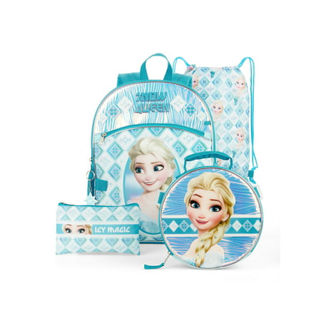 Frozen 5-Piece Backpack Set