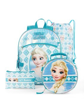 Frozen 5-Piece Backpack Set