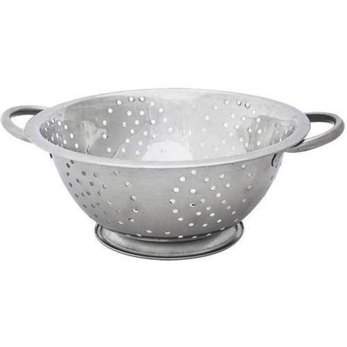 Stainless Steel Deep Strainer, 3 Quart by Home Basics
