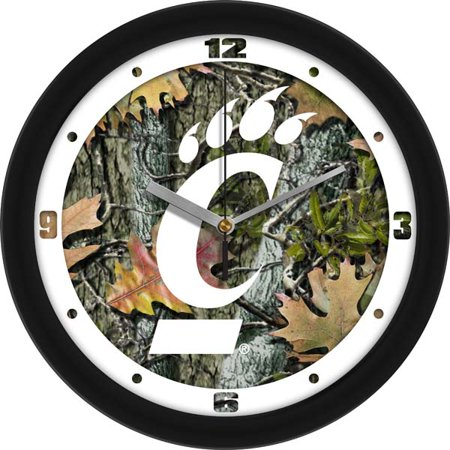 Cincinnati Camo Wall Clock