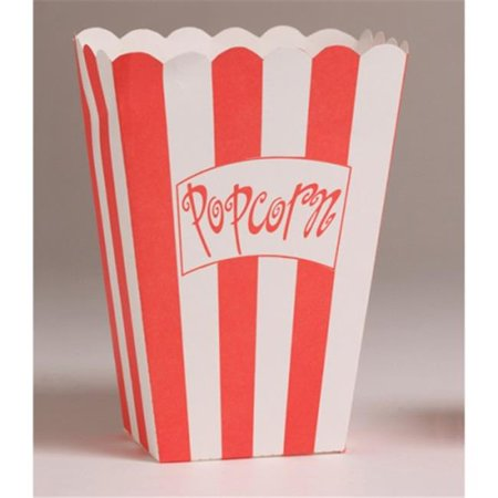 Large Popcorn Boxes (Hoffmaster Group 080185 Popcorn Boxes - Large - 8 per Case - Case of)