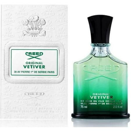 Original Vetiver By Creed  Eau De Parfum Spray 2 5 Oz