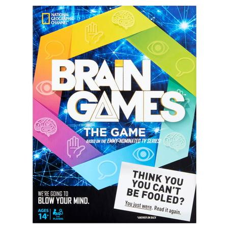 Brain Box Memory Game - Brain Games
