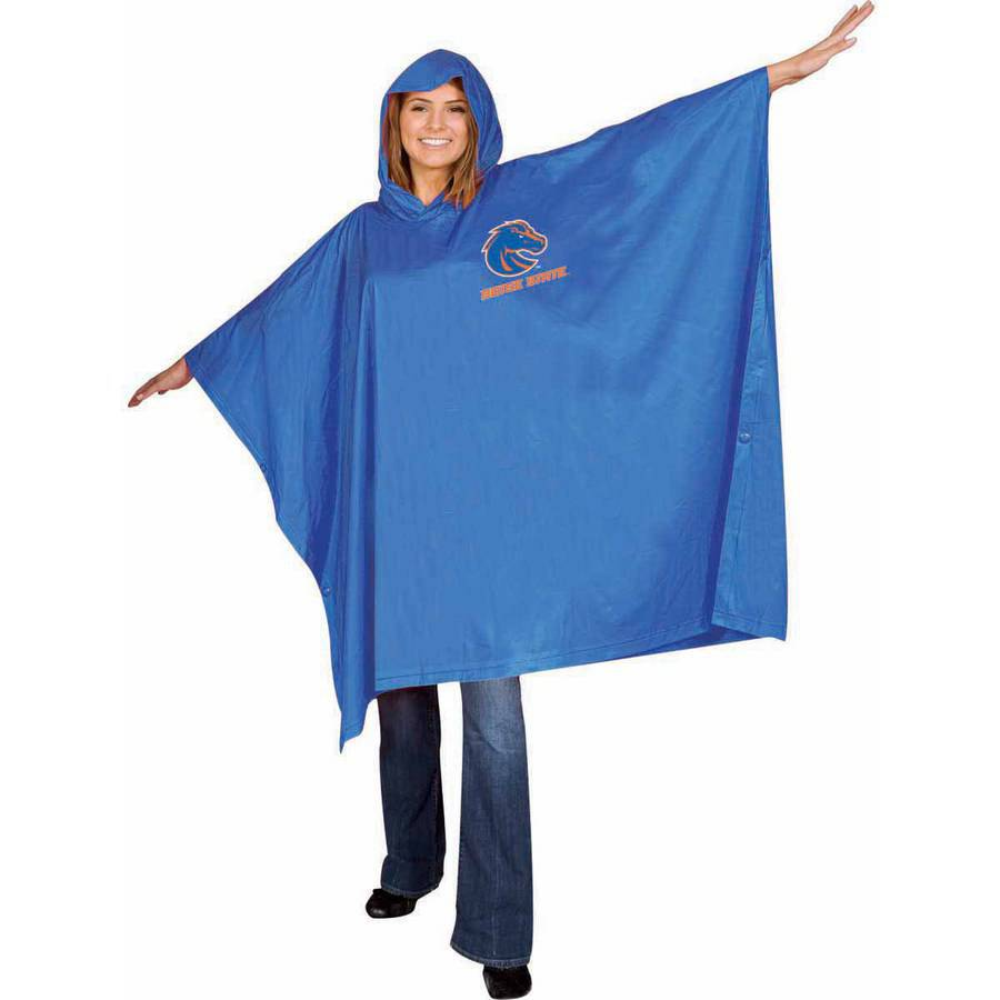 Click here to buy NCAA Boise State Medium-Weight Stadium Poncho by STDUD.