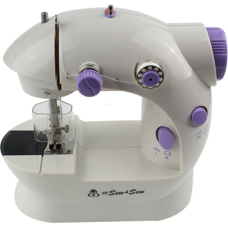 Michley LSSMini Sewing Machine With Needle Guard Walmart Impressive Mini Sewing Machine Walmart