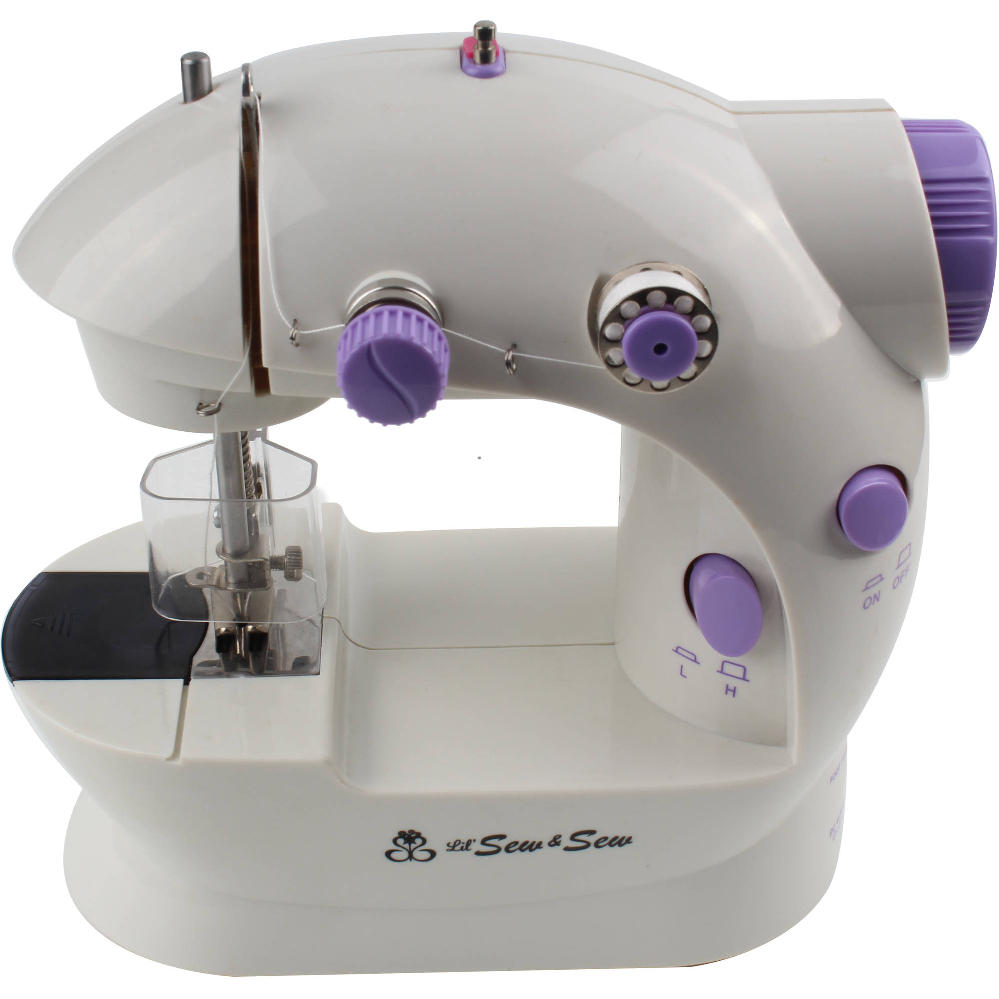 Michley LSS-Mini Sewing Machine with Needle Guard