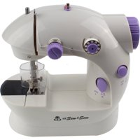 Deals on Michley LSS-Mini Sewing Machine with Needle Guard