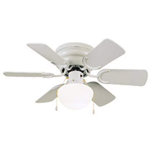 Design House Atrium Hugger Ceiling Fan, 30\ by DHI Accents