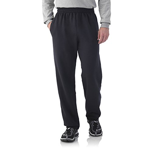 Men's Fleece Elastic Bottom Pant
