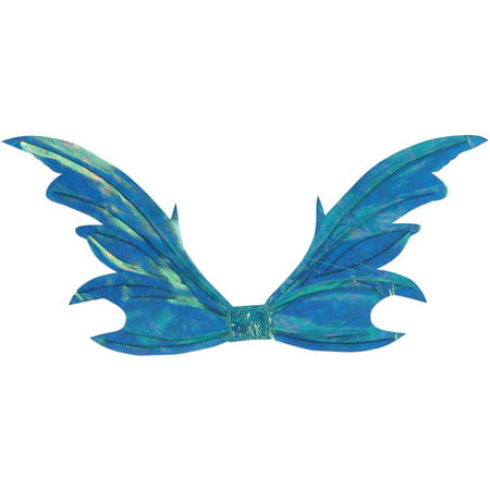 Opal Adult Halloween Fairy Wings Accessory](Peacock Fairy Wings)