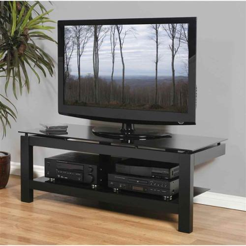 SL Video Stand in Rich Black Satin Finish