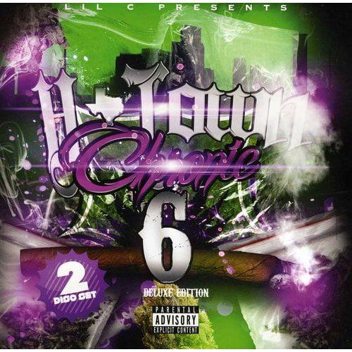 H-Town Chronic 6
